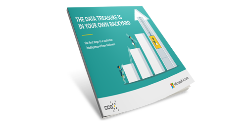Data Treasure is In Your Own Backyard_